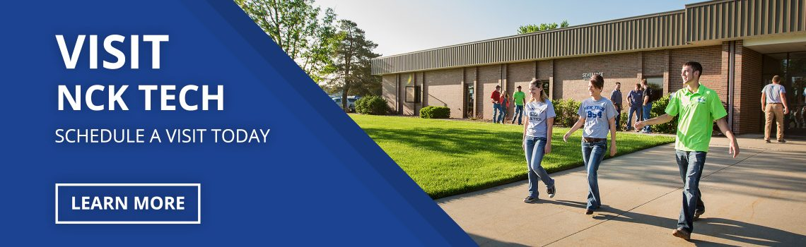 Click banner to learn more about visiting NCK Tech