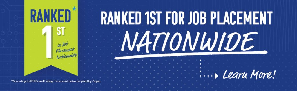NCK Tech Ranked 1st for Job Placement Nationwide