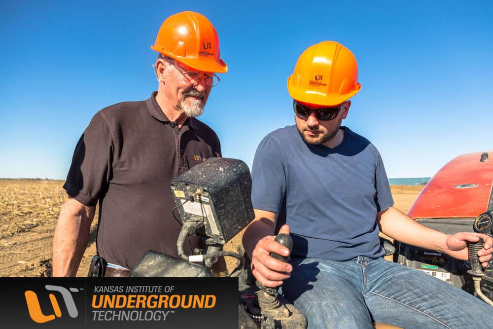 Underground Tech Photo